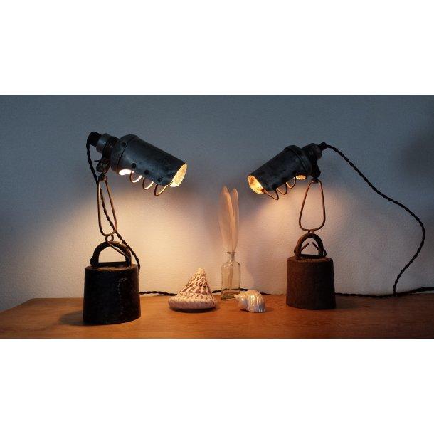 Steampunk lamper