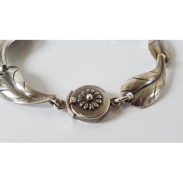 Vintage armbånd i sølv