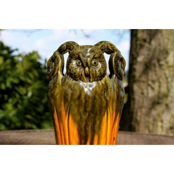 Art Nouveau Michael Andersen & Søn vase