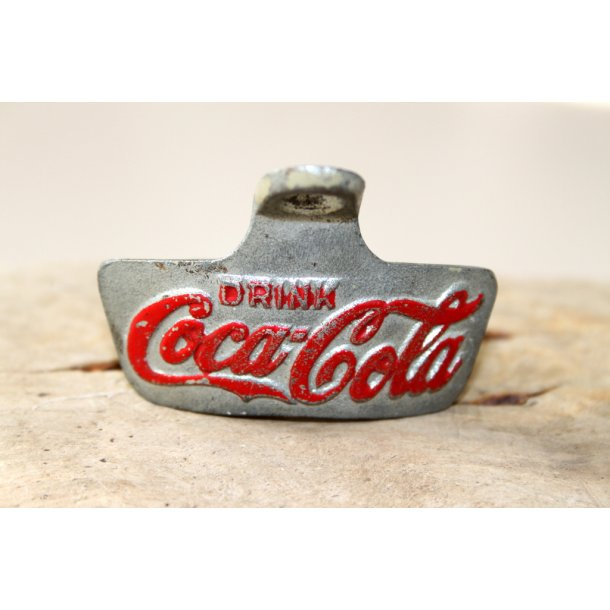 Coca Cola oplukker