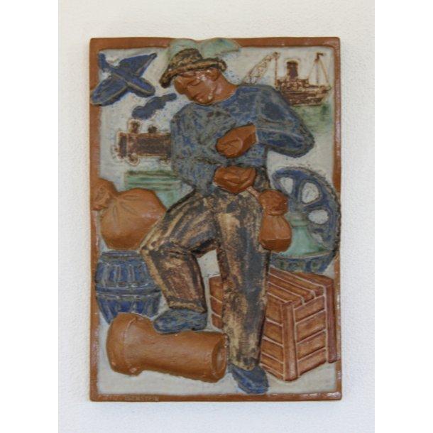 Harald Isenstein relief