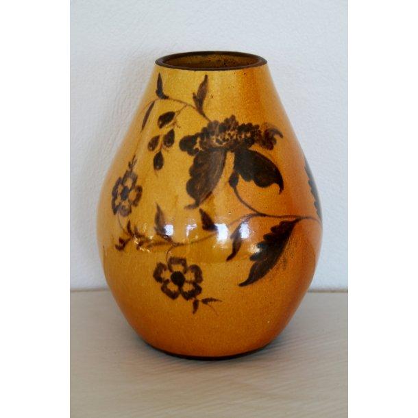 Art Deco keramik vase