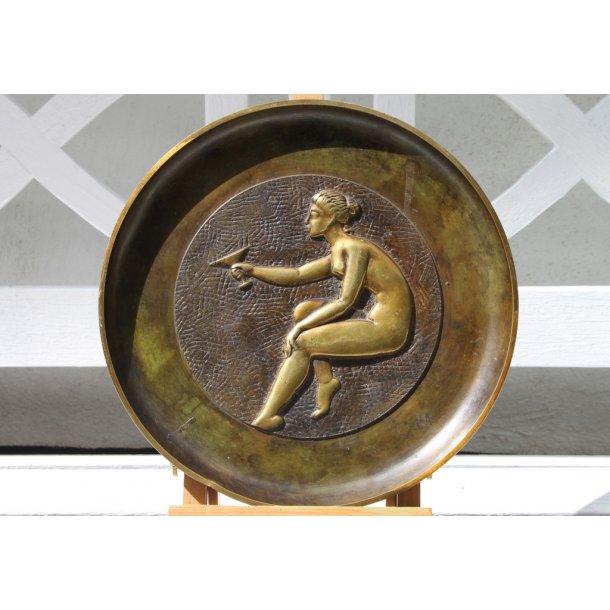 Tura Ildfast bronze fad