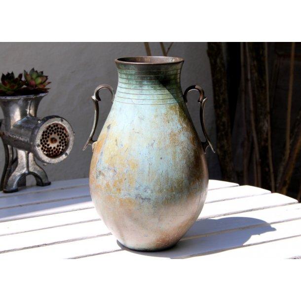 Just Andersen GAB bronze vase